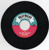 Ras Demo - Low My Name / Zion Train (Silly Walks Discotheque) 7""